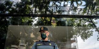 15 detenidos por vender a narcos material para eludir a la policía