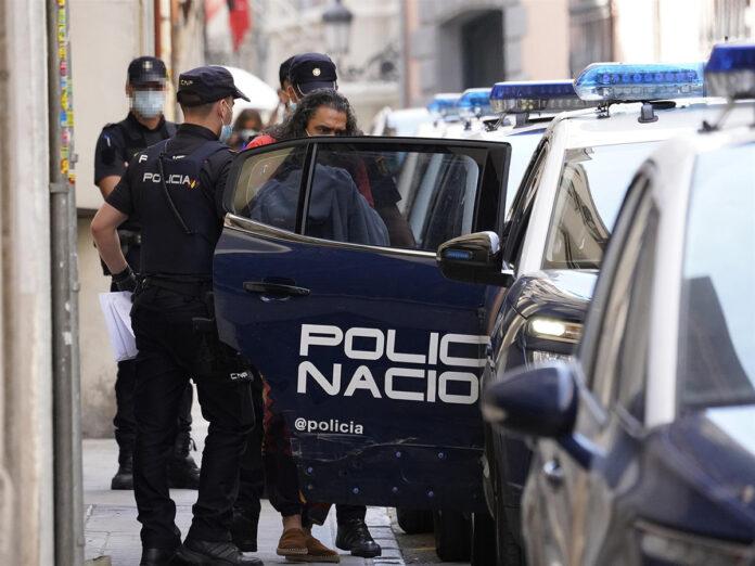 Detienen a 'El Cigala' acusado de un delito de violencia de género en Jerez