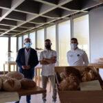 Hacen pan siguiendo una receta de la Edad Media en Córdoba