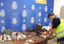 Dos detenidas por varios robos en domicilios de Málaga por el método del resbalón