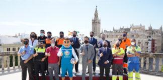 España juega en casa el primer partido de la Eurocopa 2021
