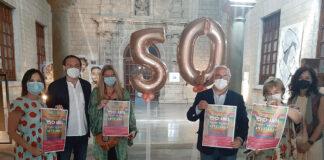 Velada nocturna en el Museo de Jaén por su 50º aniversario