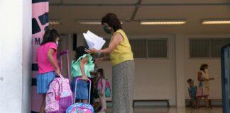 Educación presenta el protocolo para el próximo curso escolar