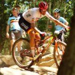 El granadino David Valero se alza con el bronce en mountain bike