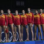 El waterpolo masculino se consolida en los Juegos con tres victorias