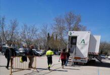 Organizan nuevos cribados poblaciones en 43 municipios andaluces