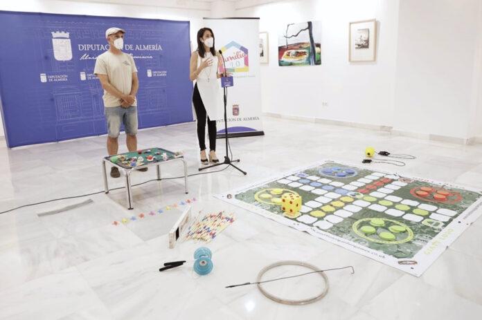 Almería pone en valor el patrimonio inmaterial de los Juegos Tradiciones