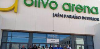 Jornadas de puertas abiertas en el recién inaugurado Olivo Arena de Jaén
