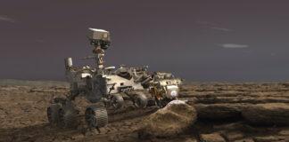 Una herramienta del Perseverance podría utilizarse para detectar vida en Marte
