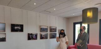 La Rábida acoge una exposición de fotografía humanitaria