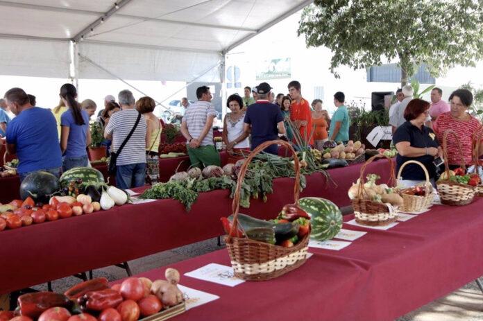 El Concurso de Hortalizas de Alcalá la Real retorna en agosto