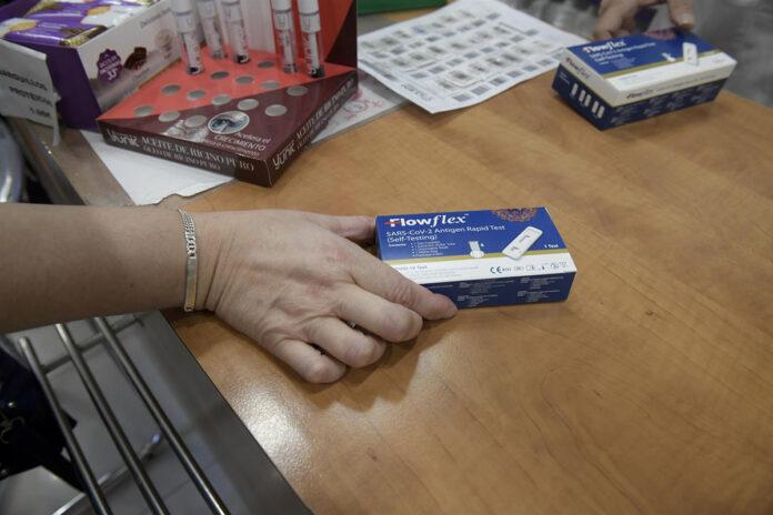 Aprueban la venta sin receta de test de autodiagnóstico en farmacias