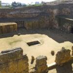 Buscan un nuevo mausoleo en la Necrópolis de Carmona