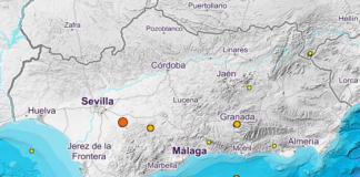 Sin heridos en un terremoto registrado en el municipio sevillano de El Coronil