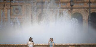 Andalucía finaliza agosto sin registrar nuevos avisos por altas temperaturas
