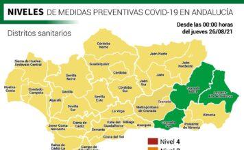 Andalucía no propone ningún municipio para la restricción de movilidad