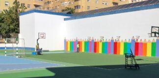 Cádiz realiza mejoras en las instalaciones de sus colegios públicos