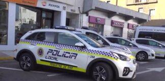 Detenido tras rajar decenas de ruedas de vehículos policiales