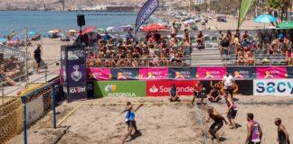 Las almerienses del AM Team triunfan en el Torneo Arena 1000 de balonmano playa