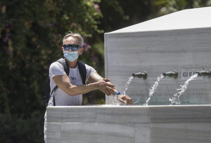 Las provincias de Jaén, Córdoba y Sevilla se preparan para la alerta amarilla