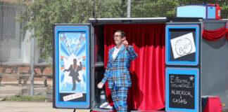 El Festival CAU llena Granada en agosto de la magia del circo y las artes urbanas
