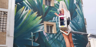 Street Art Plus lleva el arte joven a seis municipios de la provincia de Jaén