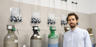 Andaluces trabajan en un sistema para almacenar energía y capturar CO2