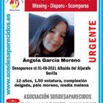 Sevilla se moviliza para localizar a una menor de 12 años desaparecida