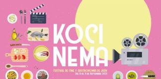 La muestra de gastronomía y cine Kocinema llega a Jaén en septiembre
