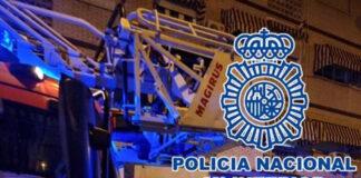 Detenido un presunto maltratador tras provocar un escape de gas en Granada