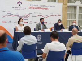"""Almería acogerá la etapa """"más dura"""" de La Vuelta"""