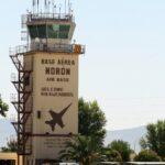 La base aérea de Morón preparada para acoger a refugiados afganos