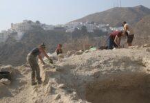 Comienza la nueva campaña de excavación en el yacimiento de Mojácar la Vieja