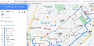 Google Transit, una nueva herramienta para moverse por Huelva en autobús