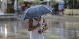 Andalucía espera una semana de precipitaciones, especialmente el martes