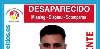Buscan a un joven de Alhendín desaparecido desde el pasado 24 de agosto