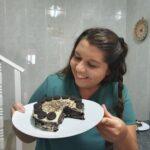 Cómo hacer una tarta de oreo y chocolate blanco sin usar horno