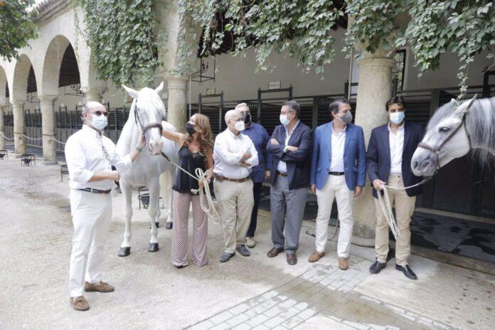 Córdoba acoge la Feria del Caballo en Caballerizas Reales