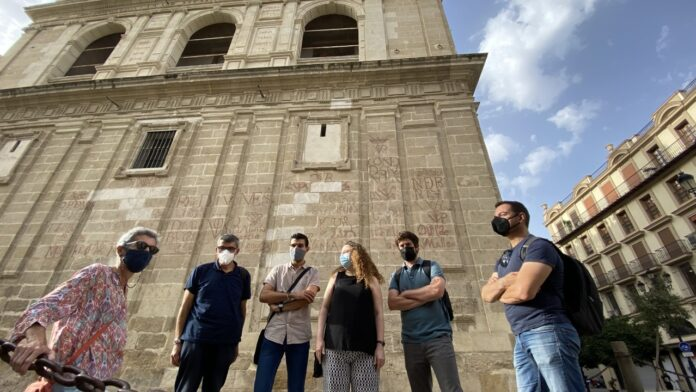 Descubren un método para analizar el estado de edificios históricos no invasivo