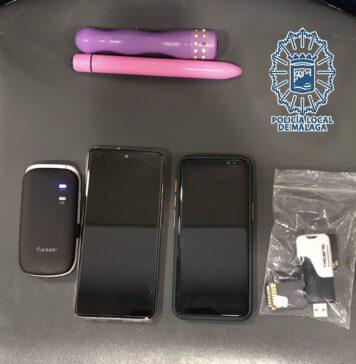 Detenido tras ser pillado con un móvil robado en el que guardaba pornografía infantil