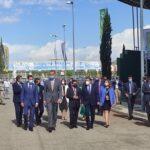 El Rey apoya al sector oleícola en la inauguración de Expoliva 2021