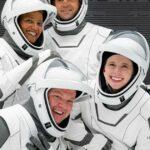 En órbita la primera misión espacial con turistas