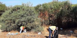 Cortan el acceso a la zona de la Fontanilla de Mazagón para evitar fiestas ilegales
