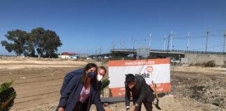 Comienza la construcción del nuevo parque comercial y empresarial de San Fernando