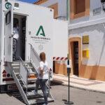 La tasa de incidencia en Andalucía baja de los 200 puntos después de dos meses