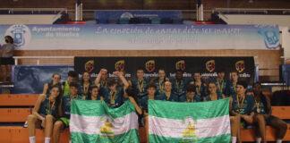 Los andaluces se llevan 4 medallas en el Campeonato de España de Baloncesto Cadete e Infantil