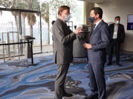 Fijan fecha para la reunión bilateral Andalucía-C. Valenciana sobre el modelo de financiación