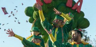 El Ateneo de Sevilla empieza a preparar las carrozas de la Cabalgata de Reyes 2022