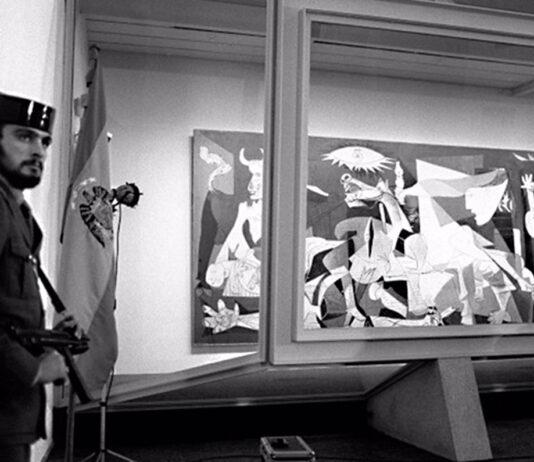 Expertos de todo el mundo se reúnen en Málaga para analizar 'El Guernica'