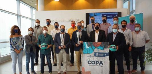 Una nueva Supercopa de Baloncesto enfrentará a 12 clubes malagueños